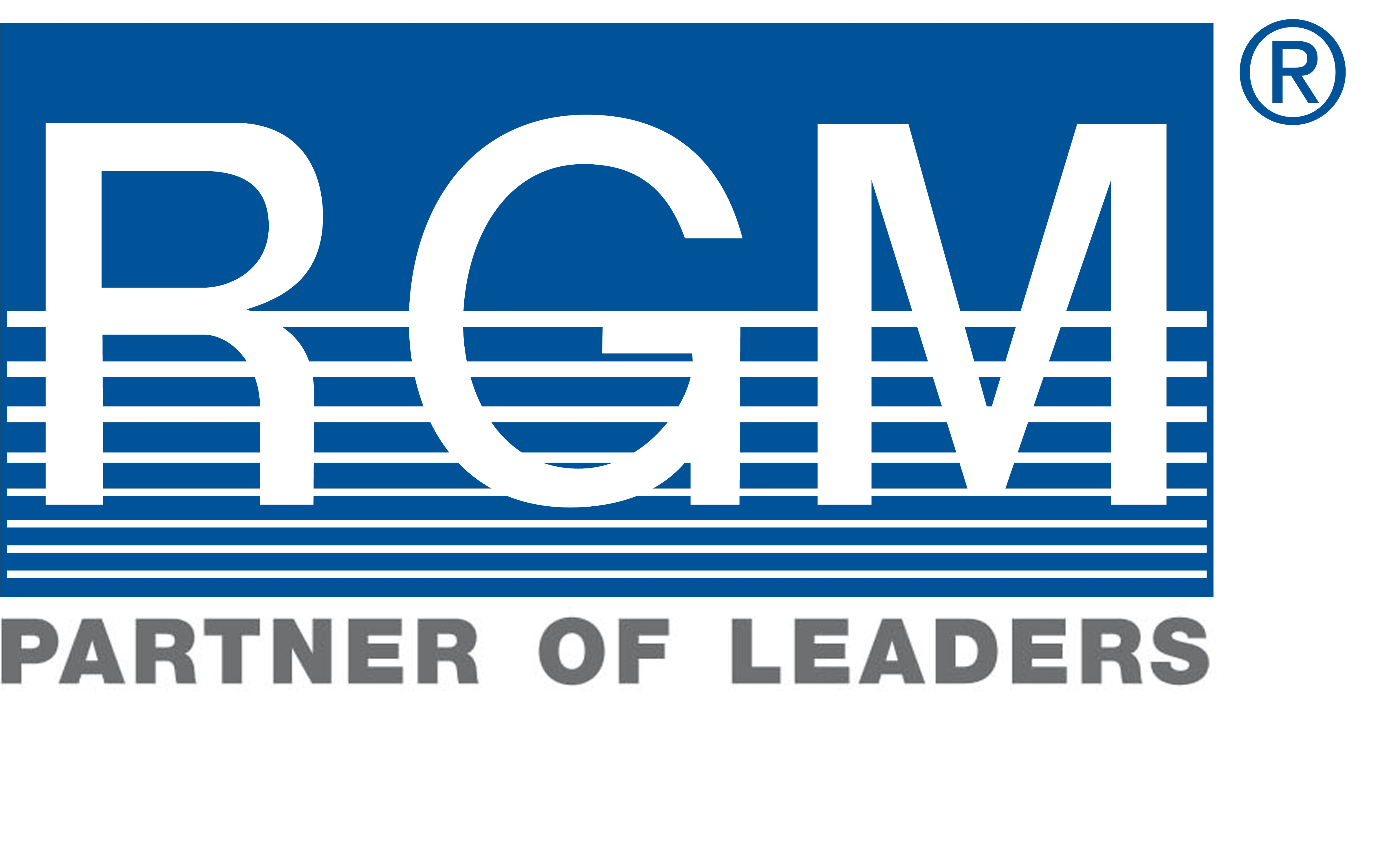 RGM partner of leaders